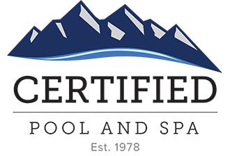 Certified Pool and Spa - Reno Pools, Spas